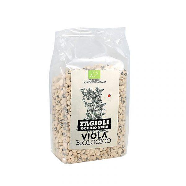 Viola Fagioli Occhio Nero