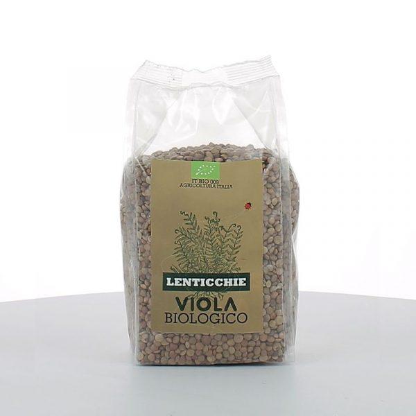 Viola Biologico - Lenticchie