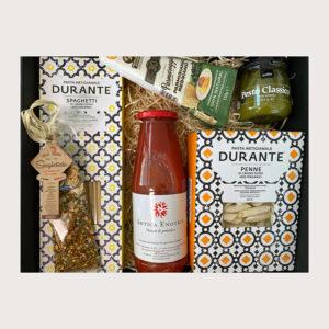 Geschenkbox-Pasta Box